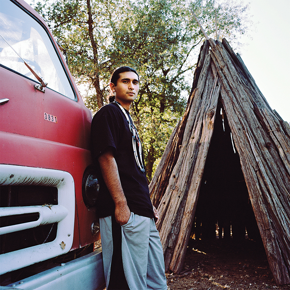 Michael Preston. Winnemem Wintu Tribal Land, Shasta County.