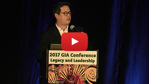 GIA 2017 Conference: Jeff Chang