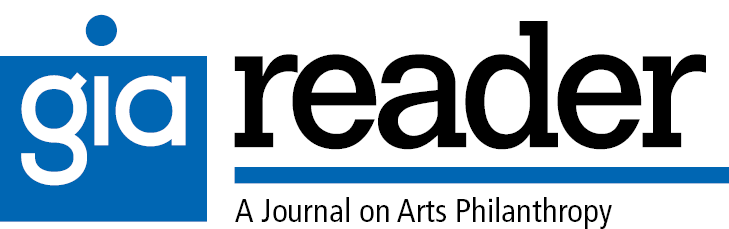 Grantmakers in the Arts | Supporting a Creative America