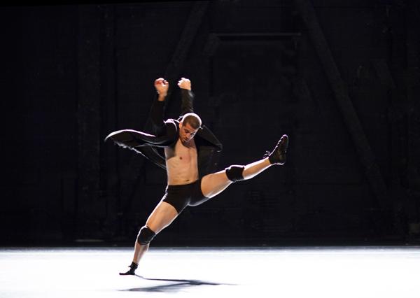 Micah Geyer Koresh Dance Company Philadelphia Photo