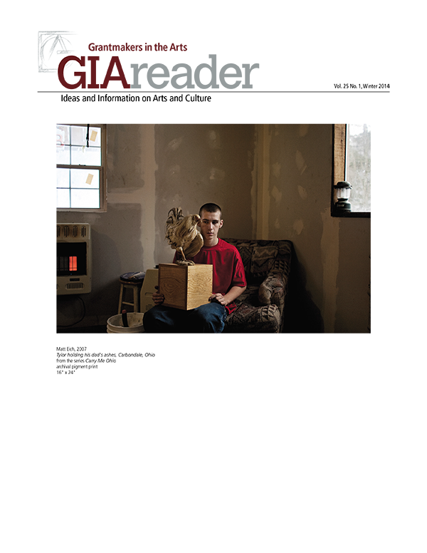 Cover image of GIA Reader Vol. 25, No. 1