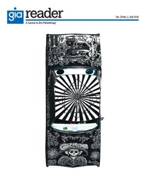 Cover image of GIA Reader Vol. 29, No. 2