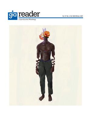 Cover image of GIA Reader Vol. 31, No. 3